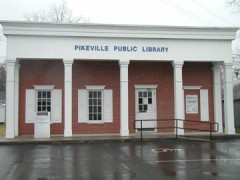 Pikeville Library, Wayne County, North Carolina