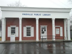 pikeville library 240x180 My cousin Stephen Pate shot at, the officer killed photo