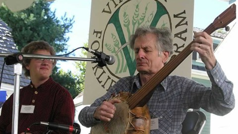 Mike Seeger, folk singer dead at 75 photo from Banjohead on Flickr