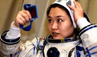 do astronauts have sex