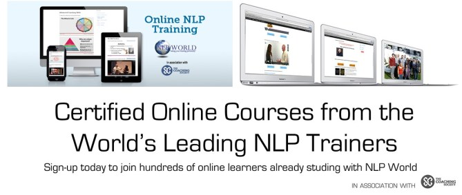 Online NLP Training Course - Image of laptops and iPhones