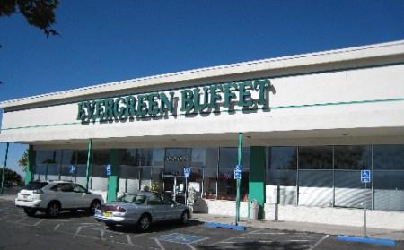 Evergreen Buffet on Menaul