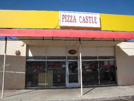 Pizza Castle on Eubank, N.E.