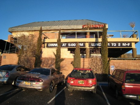Albuquerque's very best steakhouse, the Great American Steakhouse!