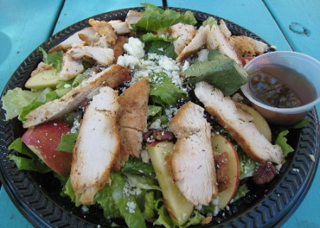 The Tocororo Salad