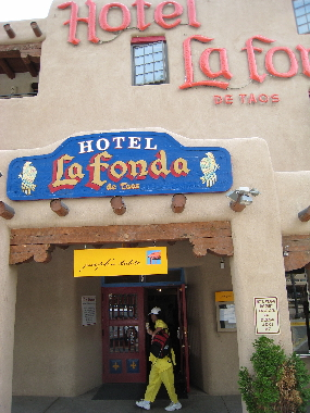 Hotel La Fonda de Taos, home of Joseph's Table