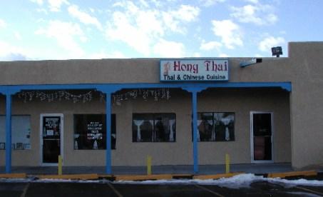 Hong Thai in Rio Rancho.