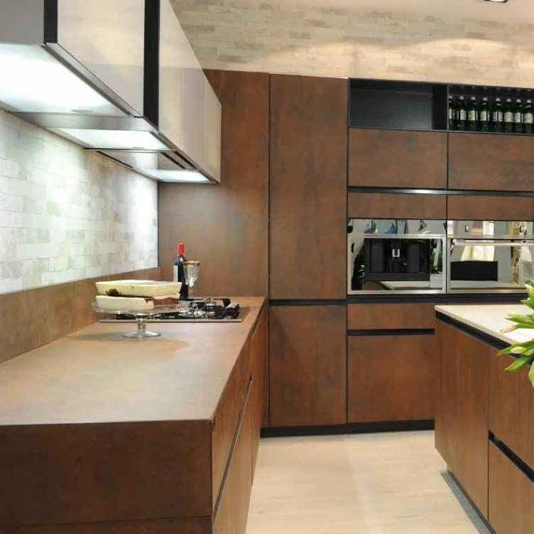 Encimeras de cocina todos los estilos y materiales - Muebles para encimeras ...