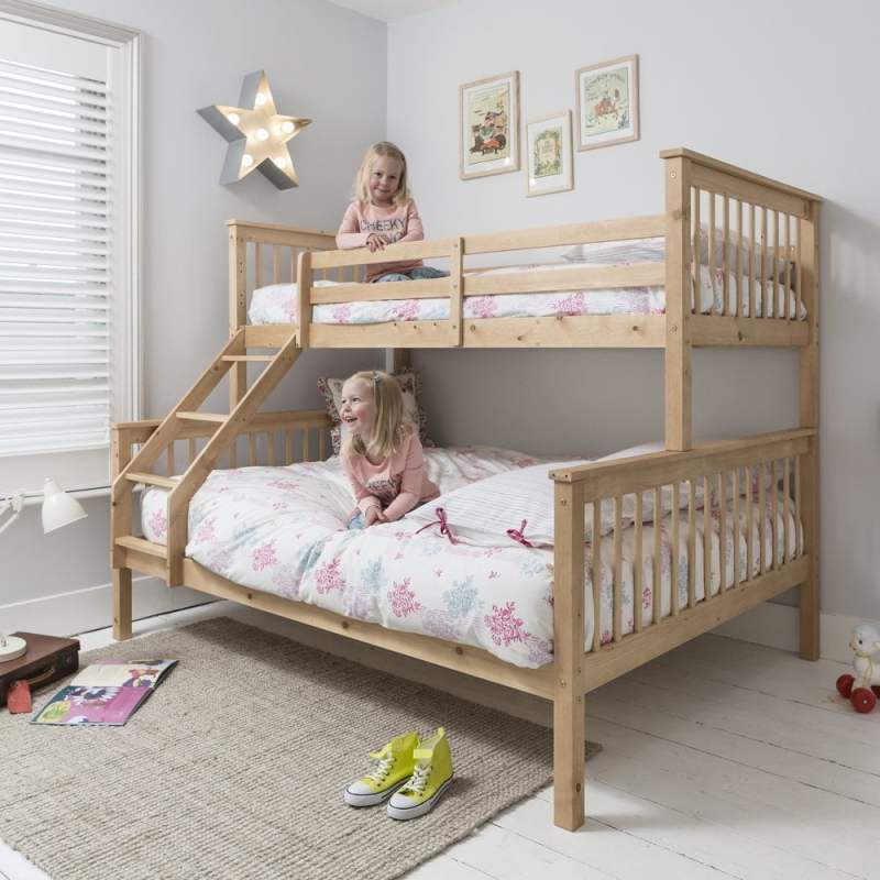 Large Of Triple Bunk Beds