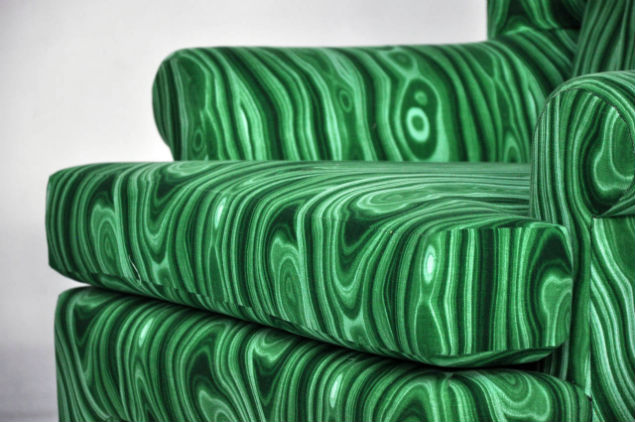 malachite chair 2