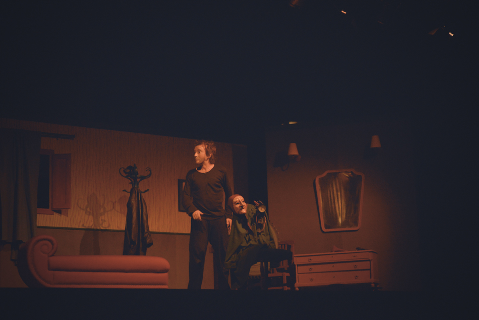 El Perro Azul Teatro. FOTO: CÉSAR OTERO