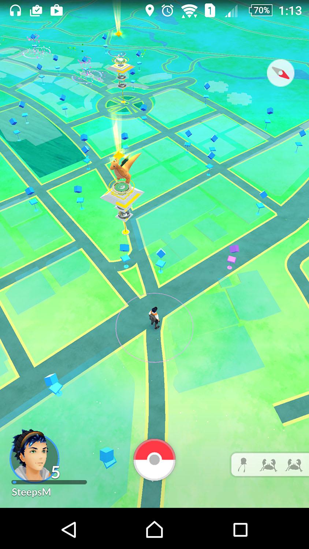 how to catch pokemon in pokemon go easily