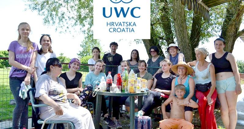 Veliko hvala aktivistima UWC Hrvatska :)