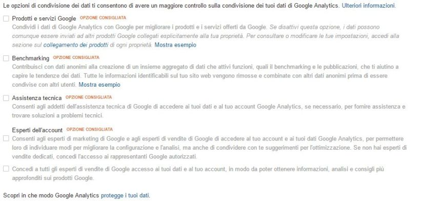 Cookie Policiy in Italia