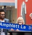 Amphlett Lane Melbourne, photo by Ros OGorman