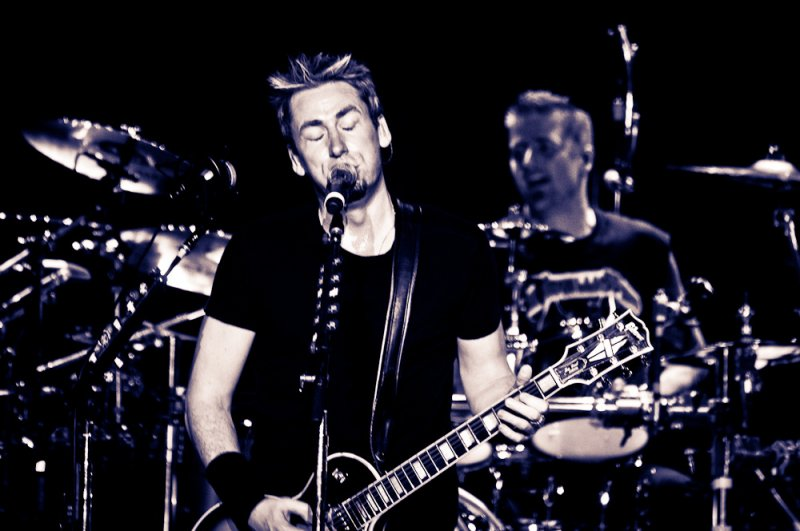 Nickelback concert dates in Perth