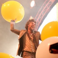 The Flaming Lips. image by Ros O'Gorman photos noise11.com