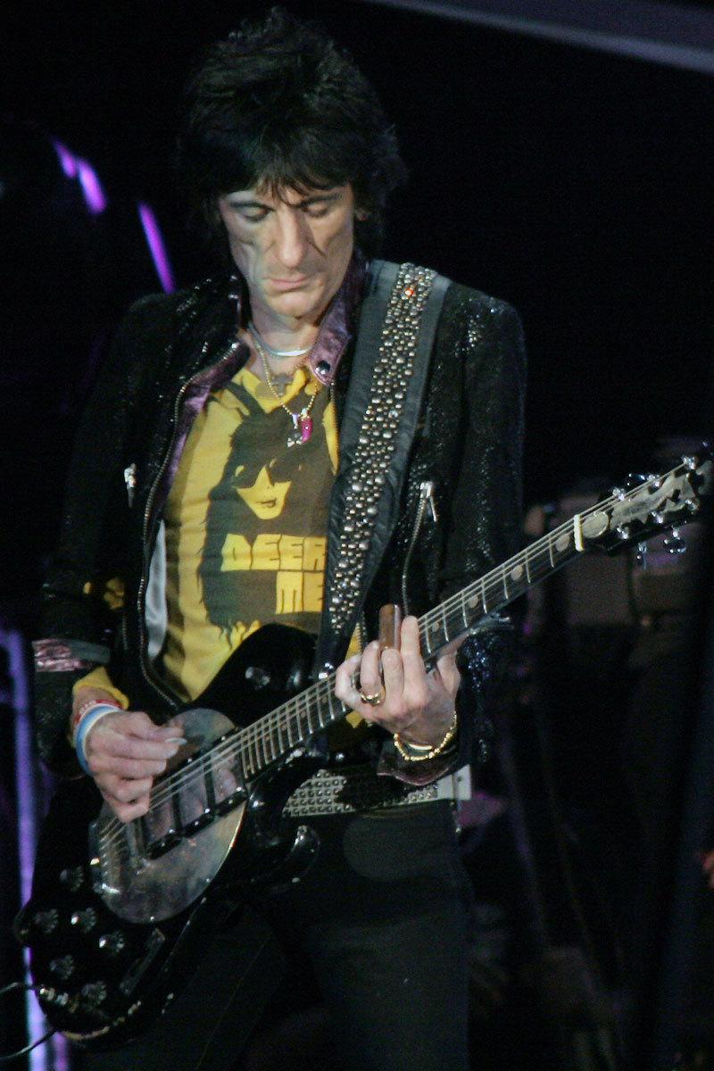 Ronnie Wood Tour