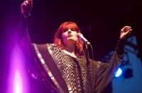 Florence + The Machine. Photo by Ros O'Gorman.