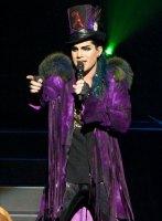 Adam Lambert - Photo By Ros O'Gorman