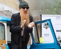 Billy Gibbons of ZZ Top - image By Ros O'Gorman Noise11 photo