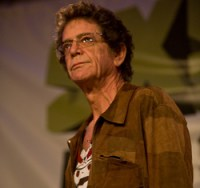 Lou Reed. photo by Ros O'Gorman, Noise11, Photo