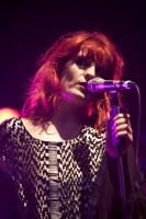 Florence Welch, Florence and the Machine - Photo By Ros O'Gorman