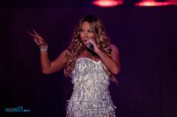 Mariah Carey Jupiters Gold Coast Show 2013: Photo Gerry Nicholls