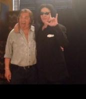 Engelbert Humperdinck and Gene Simmons, Noise11, Photo