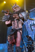 Oderus Urungus, Gwar. Photo By Ros O'Gorman