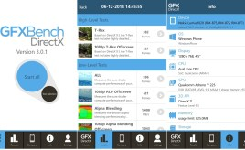 GFXBench windows phone