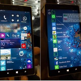 Windows Mobile 10 leak