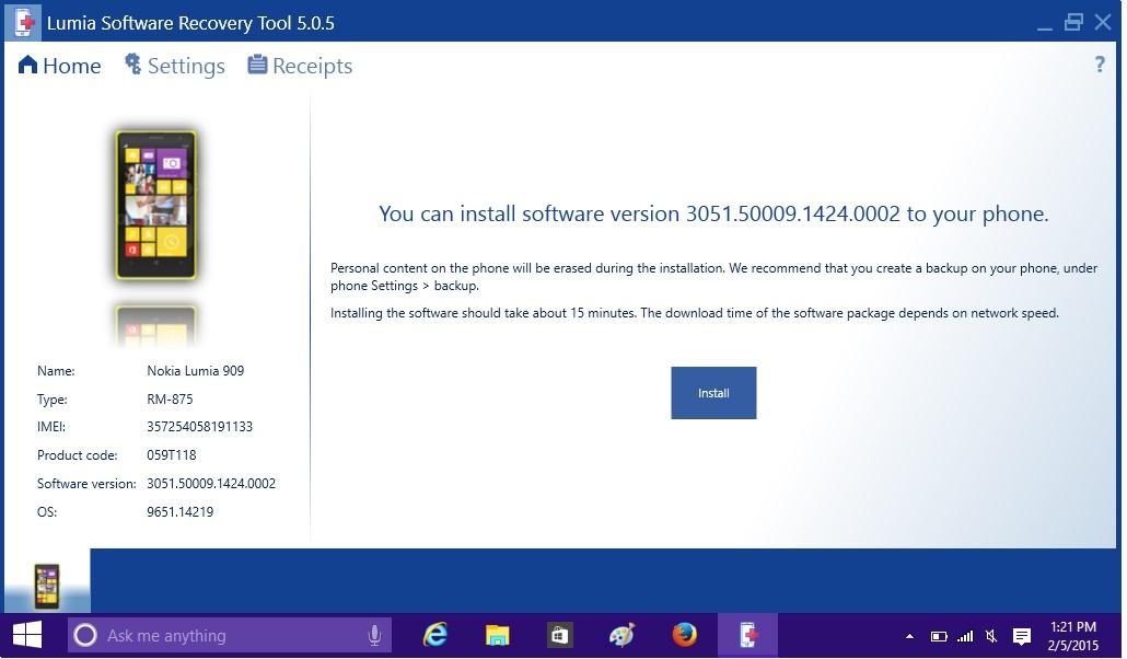 nokia software updater  for windows 7 32-bit home premium