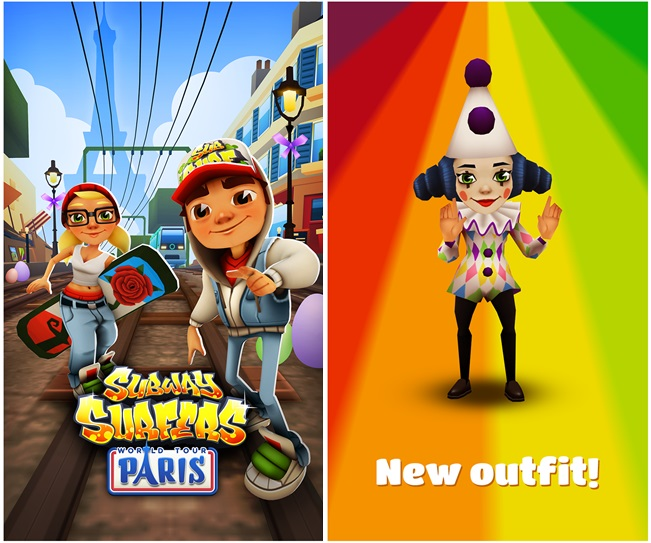 Subway Surfers for Windows Phone updated with Arabic Visuals ...