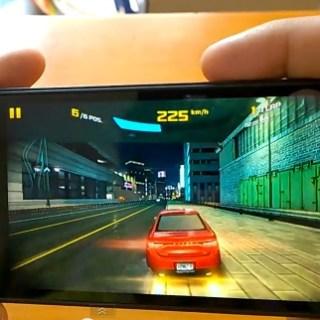 Lumia 540 gaming