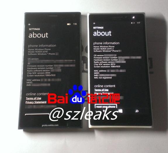 Lumia 950 & 1030