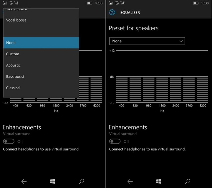 how to change audio settings on windows 10