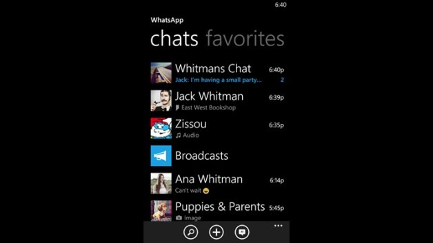 most popular windows phone apps