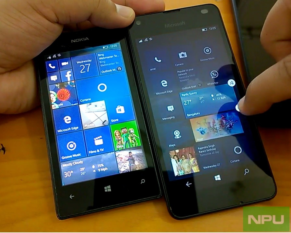 windows 10 mobile anniversary update review  features  changes demo