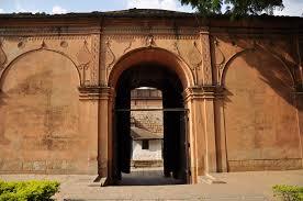 Tourist Places to visit in Bangalore - Tipu's Summer PalaceTipu Fort, Bangalore