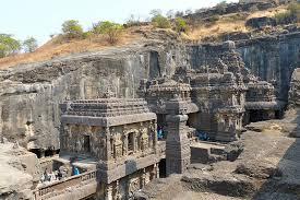 Ellora Caves Panchakki caves tourist places to visit in aurangabad