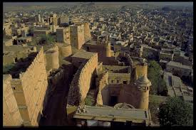 tourist places to visit in Jaisalmer - Citadel