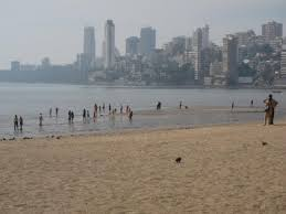 places to visit in mumbai Chowpatty beach