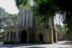 Tourist places to visit in Mumbai, St. john's church
