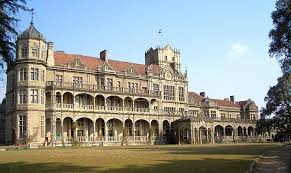 places to visit in shimla, Institute of Advanced studies