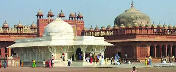 Fatehpur sikri, tourist places to visit near Agra - Dargah