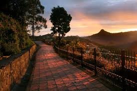 Tourist places to visit in Kodaikanal - Coaker's Walk