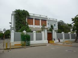 Tourist Places to visit in Pondicherry - Aurobindo Asharam