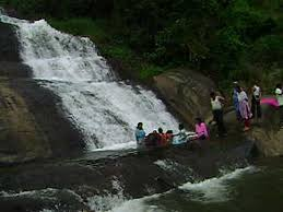 Tourist places to visit in Araku Valley - Sangda waterfalls