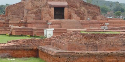 Tourist places to visit in Bhagalpur - Remains of Vikramshila University